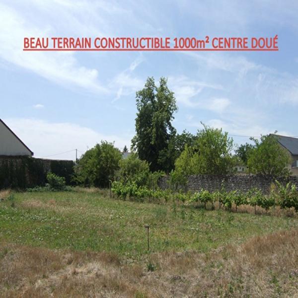 Offres de vente Terrain Doué-la-Fontaine 49700