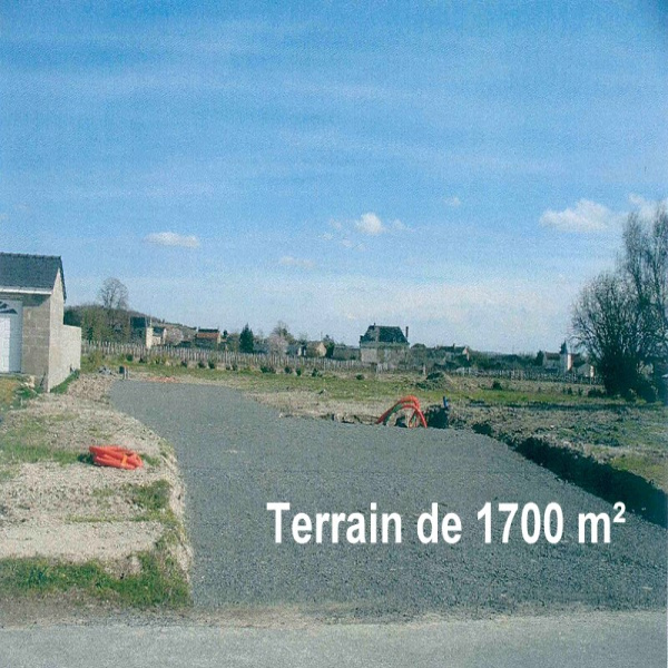 Offres de vente Terrain Le Puy-Notre-Dame 49260