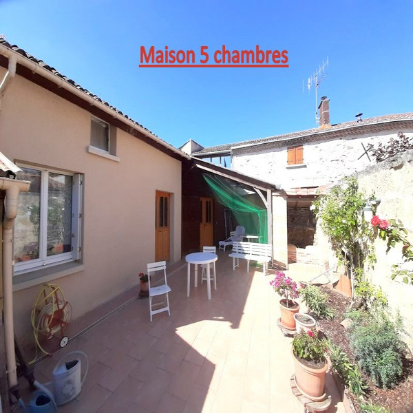 Offres de vente Maison Passavant-sur-Layon 49560