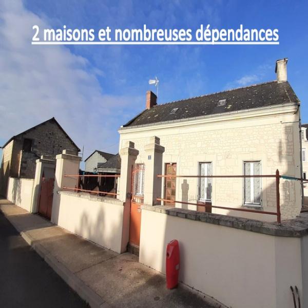 Offres de vente Maison Dénezé-sous-Doué 49700