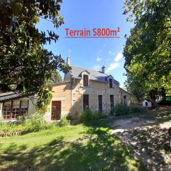 Offres de vente Maison Vaudelnay 49260