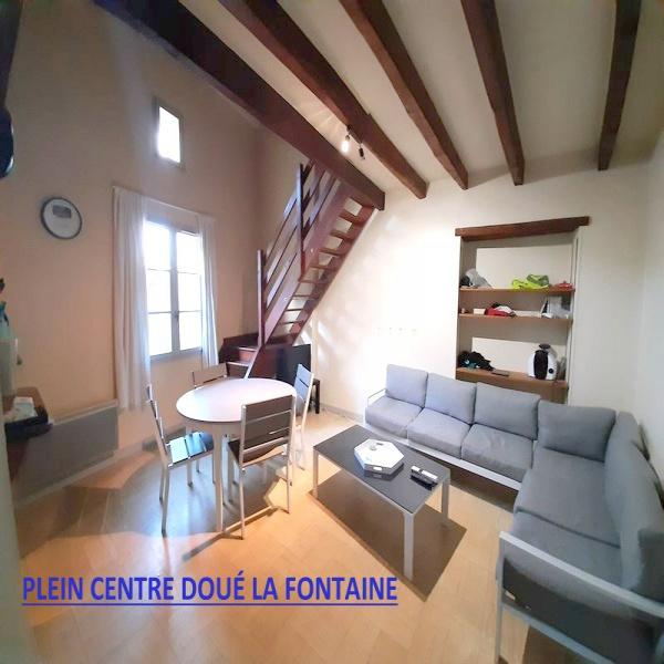 Offres de vente Immeuble Doué-la-Fontaine 49700