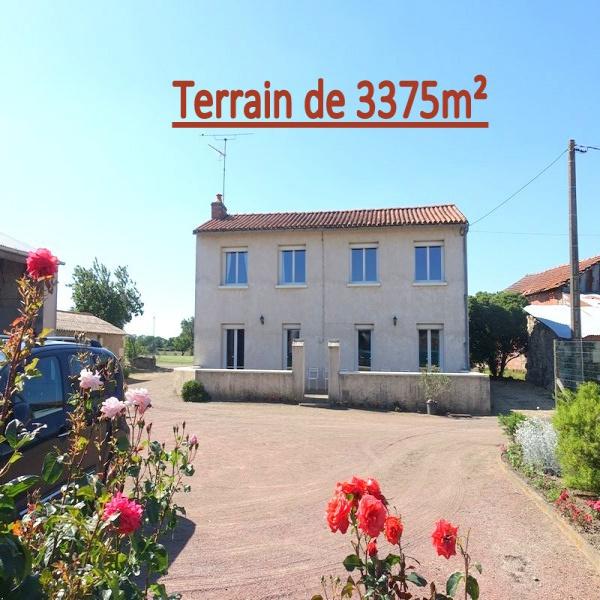 Offres de vente Maison St pierre a champ 79290